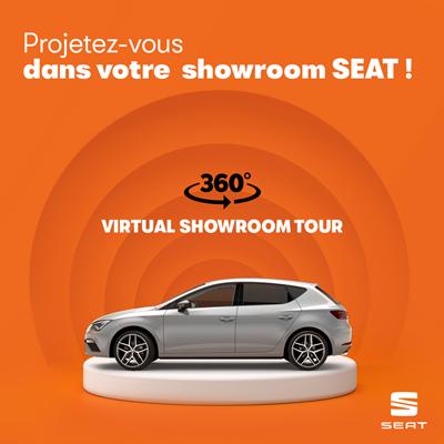 Showroom seat